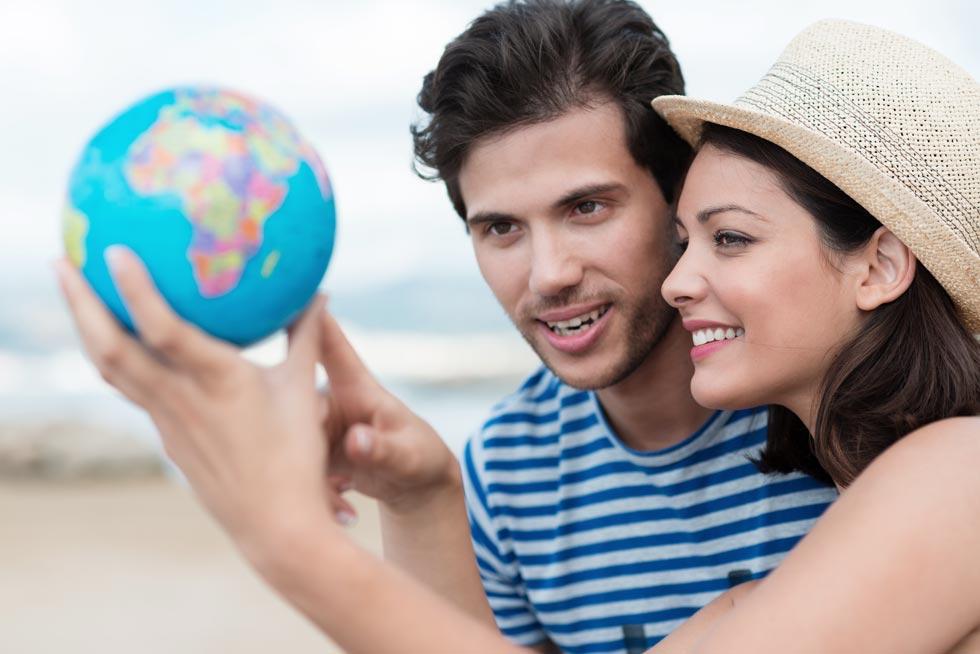 Aumenta a lista de países que nós brasileiros podemos viajar