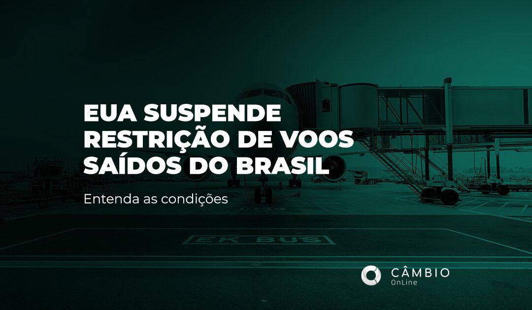 Viagens a negócios: EUA liberam voos vindos do Brasil em todos os aeroportos