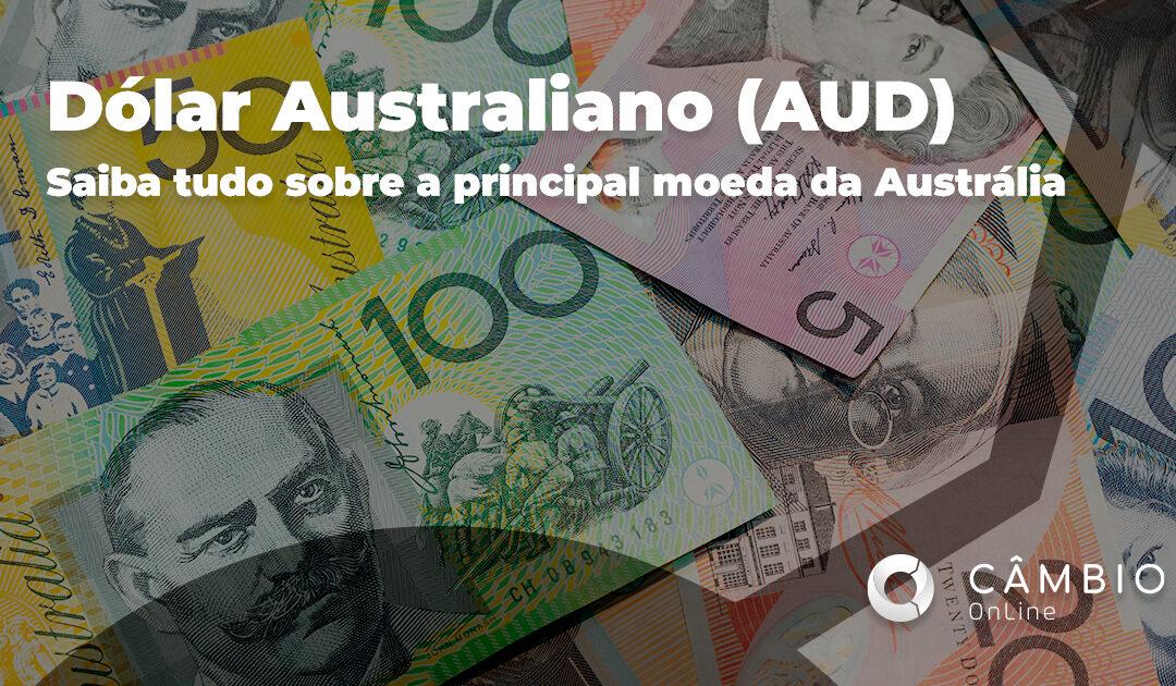 Onde o dólar australiano é aceito?