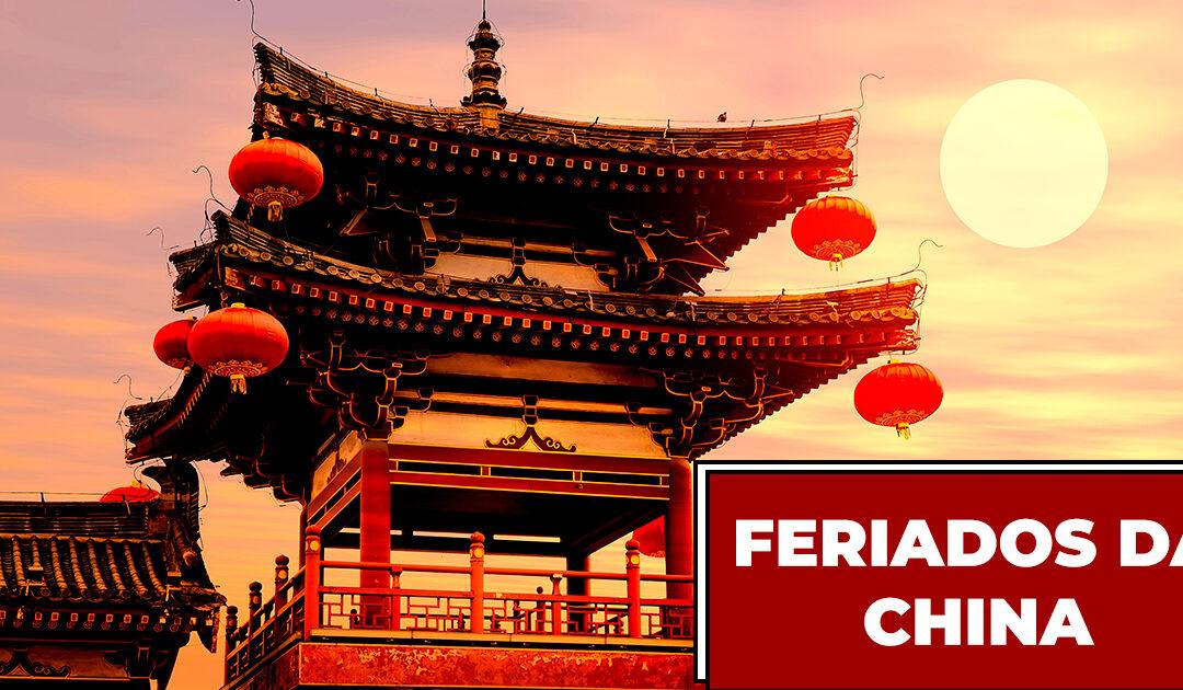 Quais são os feriados na China em 2021?