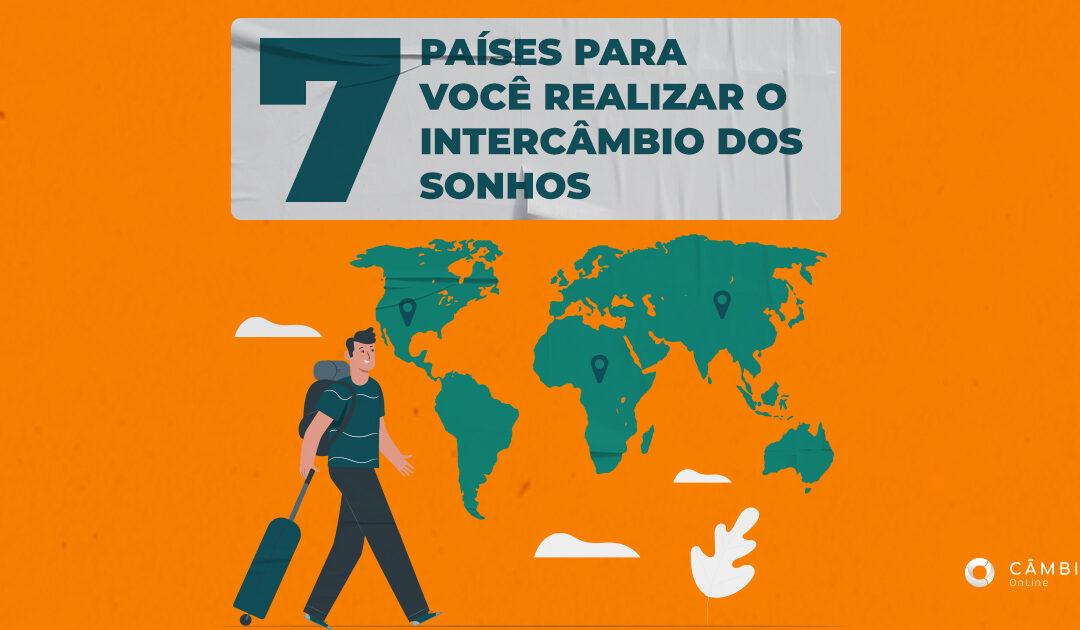 Dia da Educação: 7 países para você realizar o intercâmbio dos sonhos
