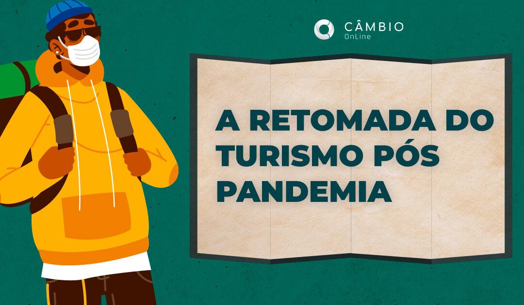 A retomada do turismo pós-pandemia