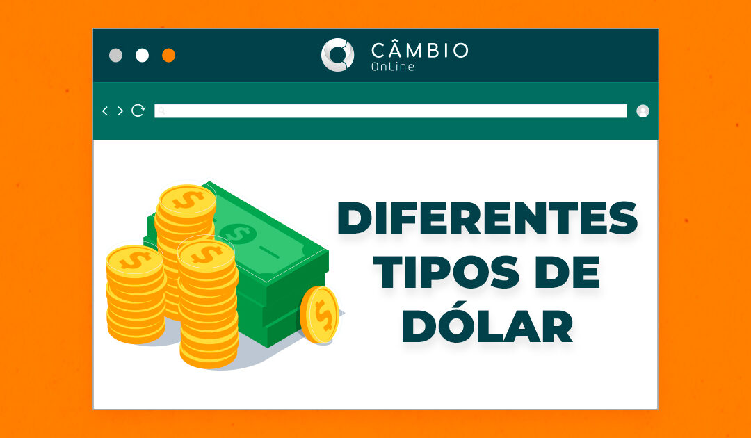 Diferentes tipos de dólar